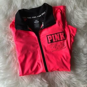 PINK Active Full Zip Jacket
